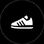 Sports shoe 256